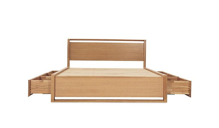 47ff128d33c ... Industrial Mid-Century Modern Beds. Matera Bed with Storage Design  Within Reach