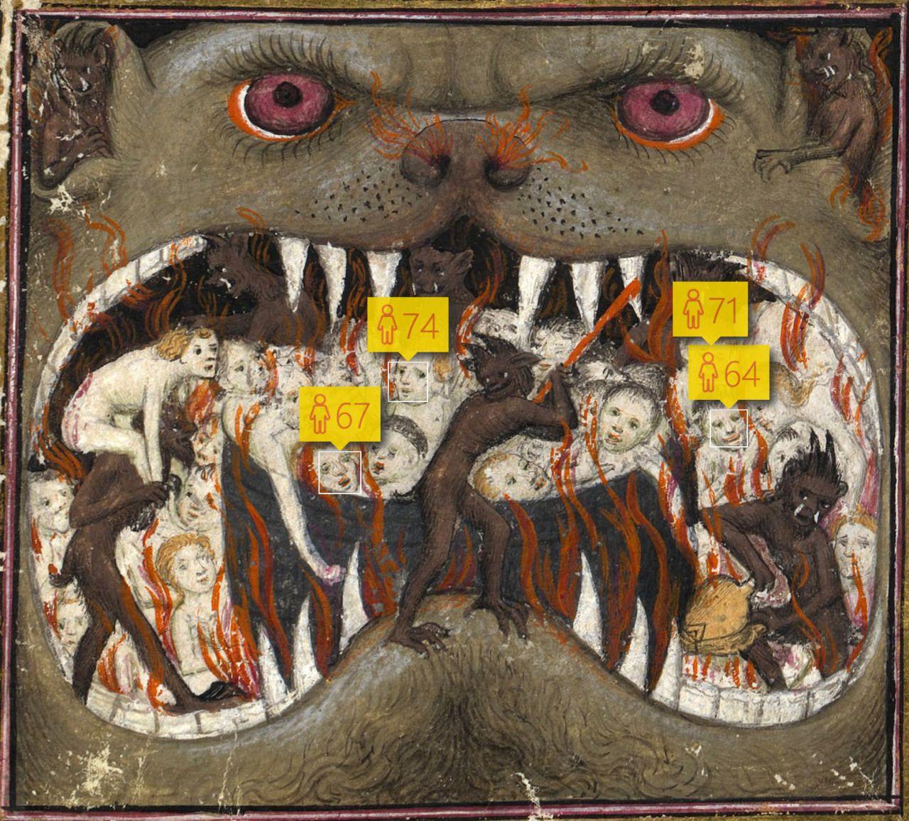Medieval Art Hell medieval art hell - Go...