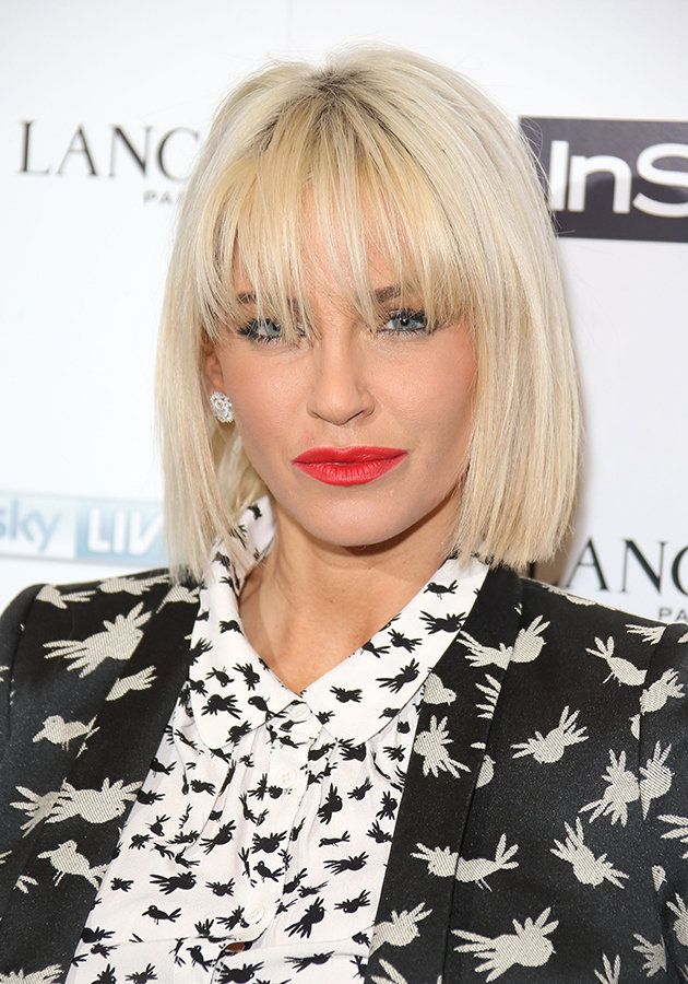 Sarah Harding On Plastic Surgery Weight Gain And A New Beauty