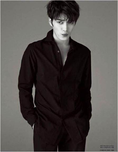 "Kim Jaejoong | ""BAZAAR"" Magazine Preview (February 2015 Issue)"