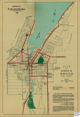 Sullivan Township Grey County Ontario Owen Sound Canada Google