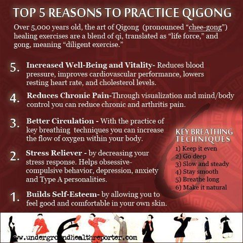 top 5 reasons to practice qigong repinned http//www