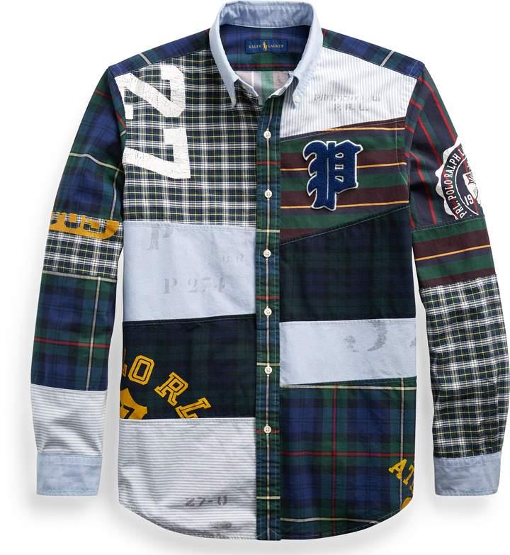 Ralph Lauren Classic Fit Oxford Fun Shirt In 2020 Polo Ralph Lauren Outfits Men Fashion Casual Shirts Ralph Lauren Mens Shirts