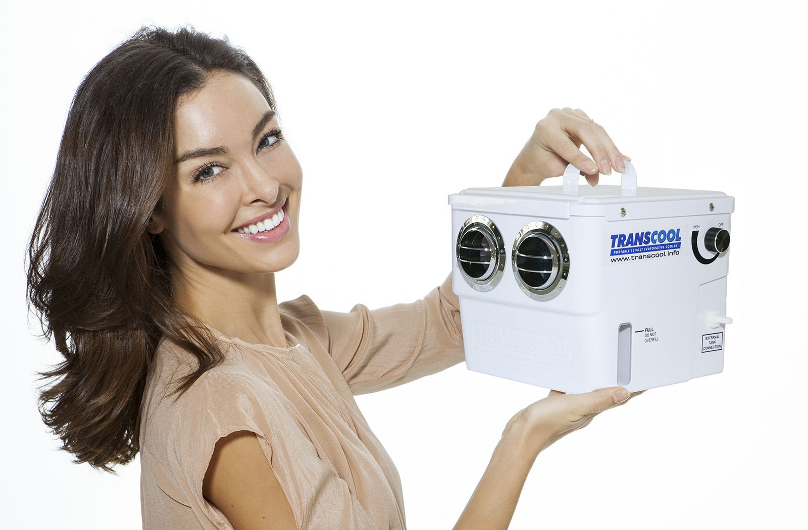 EC3 PLUS 4 Vent Portable Air Cooler Evaporative air