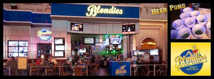 CrawlVegas visits Blondie's Sports Bar on the
