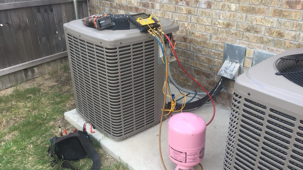 Keller Air Conditioning Repair (With images) Air