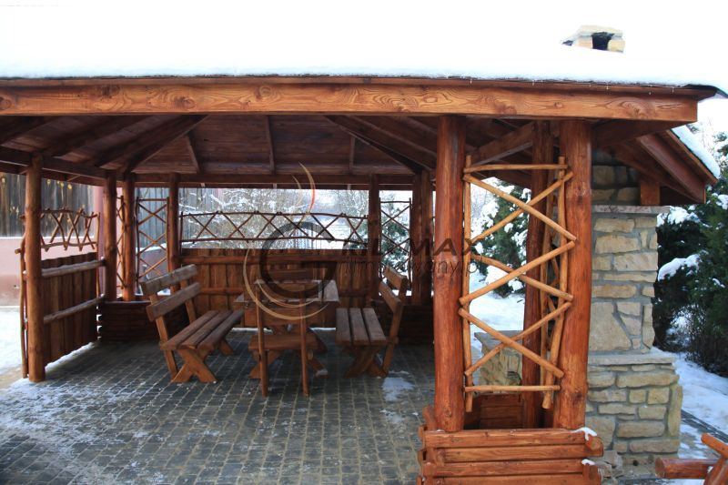 Altana 5x4 Grill Ogrodowy Murowany Gril Kamien 5017055596 Oficjalne Archiwum Allegro House Styles Outdoor Decor Outdoor Furniture