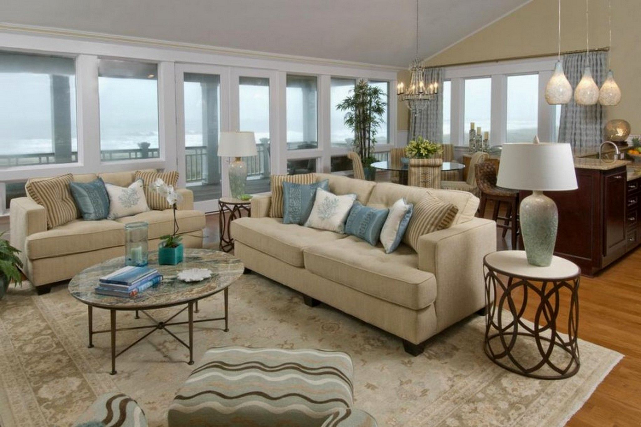 Top Beach Themed Living Rooms Room With Sea And Theme Ideas Home Decor In 2020 Beach Living Room Beach Theme Living Room Beach House Living Room #sea #themed #living #room