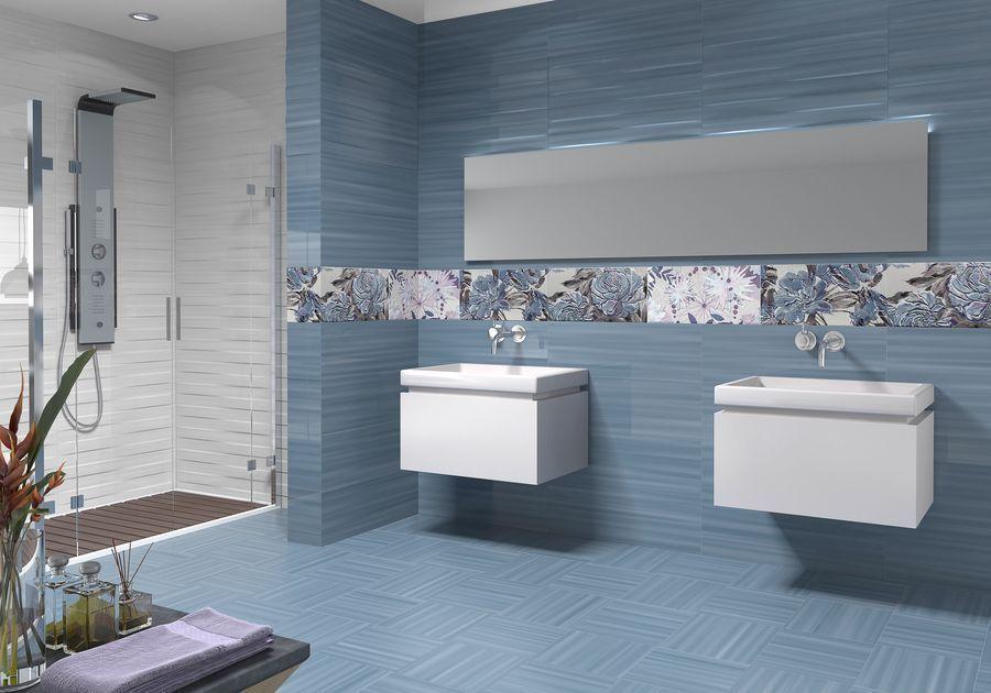imgarchiexpofr images_ae photo-g carrelage-salle-bain-mural - salle de bain carrelee
