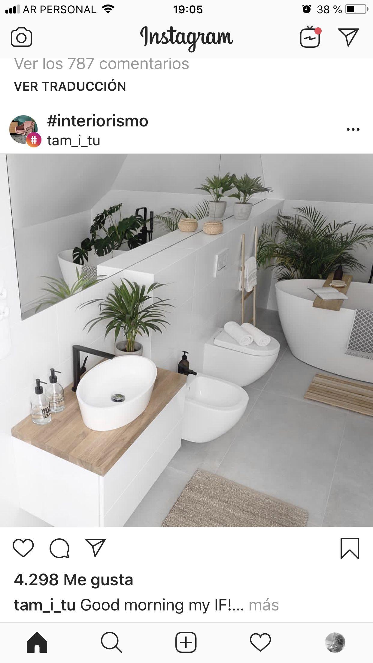 Pin By Wioleta Burian On Banos Simple Bathroom Simple Bathroom Designs Simple Bathroom Design Bathroom apartment ideas gif