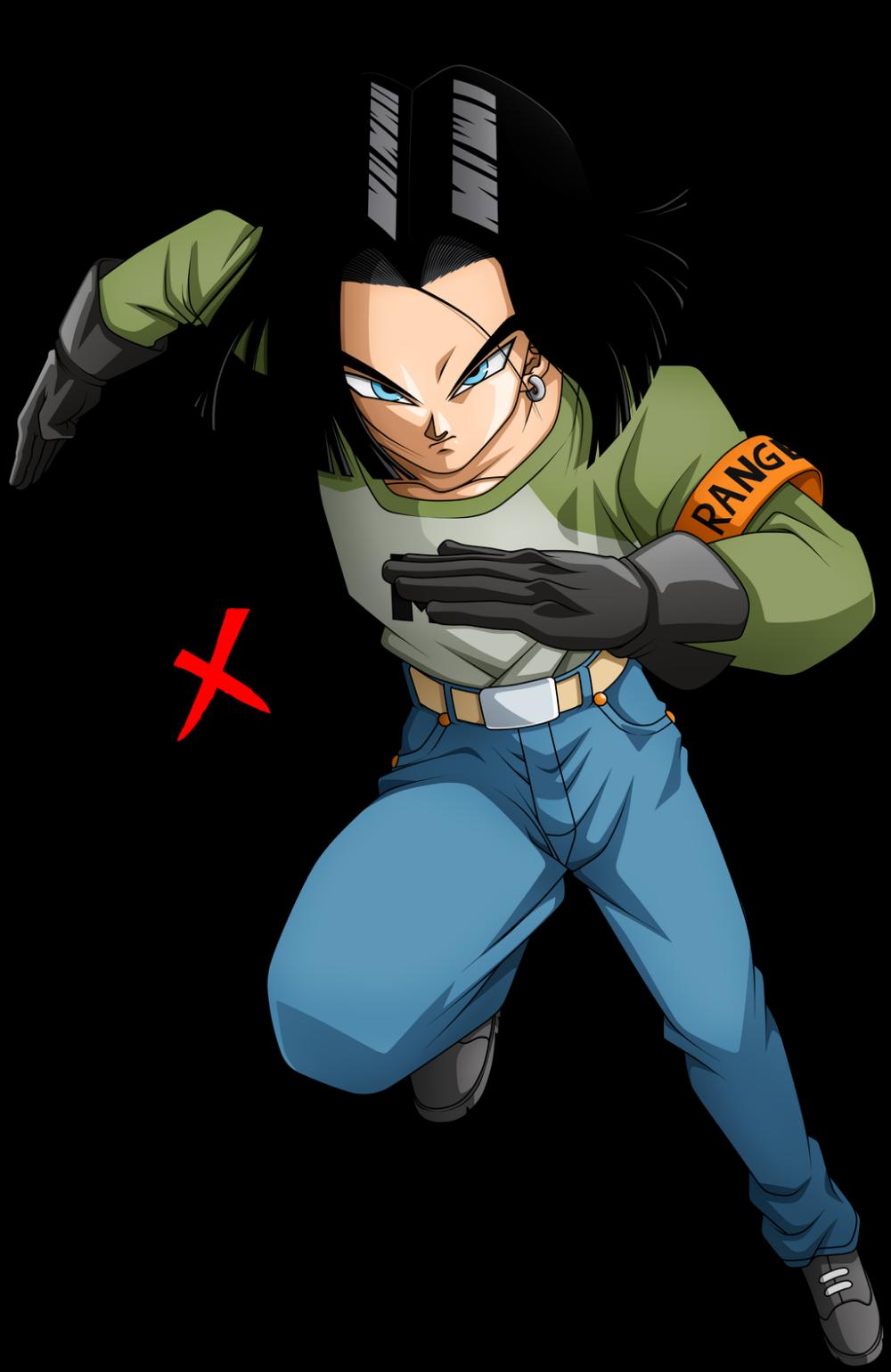 Android 17 5 By Nekoar On Deviantart Anime Dragon Ball Dragon Ball Super Dragon Ball