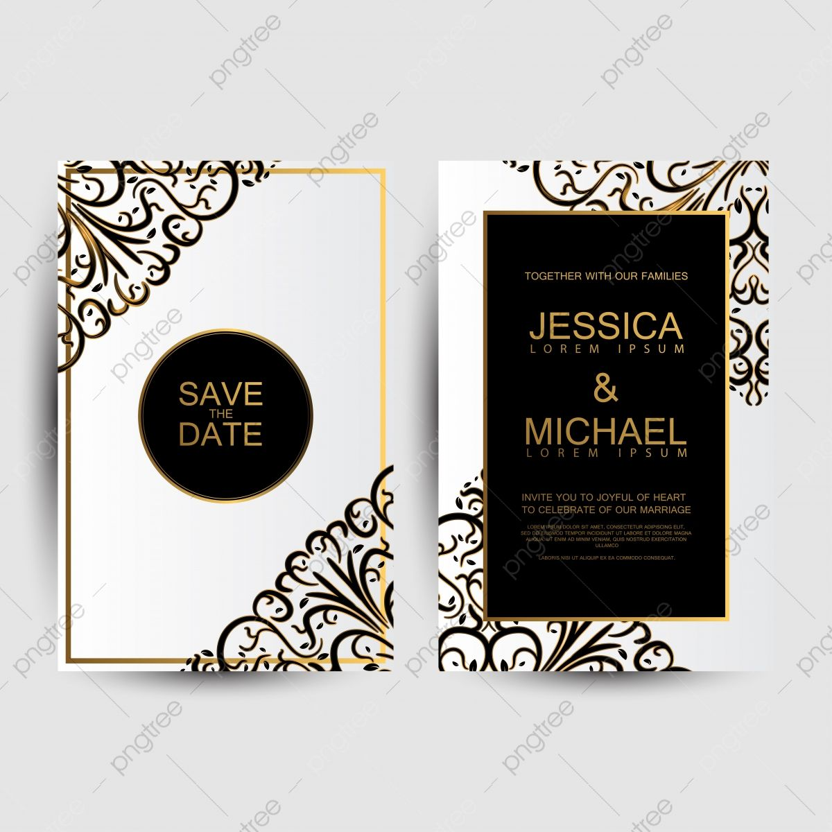 Perkahwinan Mewah Kad Jemputan Wedding Invitation Card Design Wedding Invitation Cards Wedding Invitations