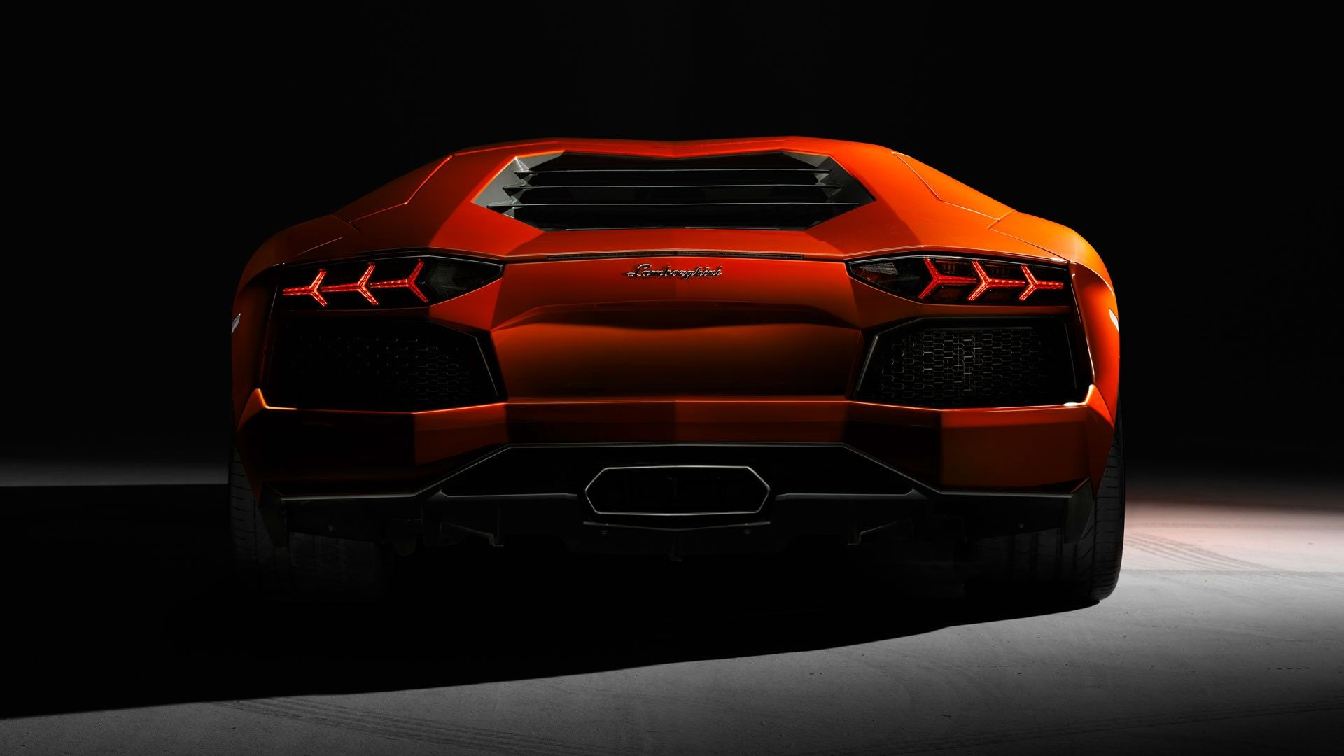 1920x1080 Lamborghini Aventador Dark Hd Wallpaper