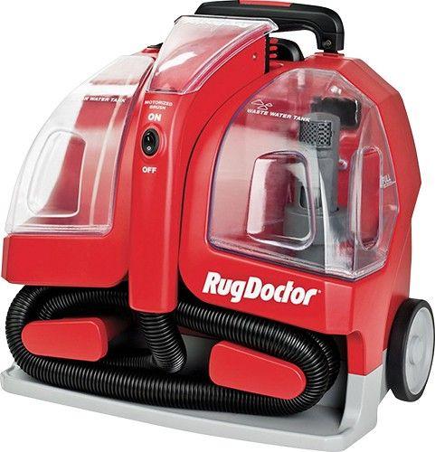 Rug Doctor Corded Handheld Deep Cleaner Red 93300 Rug Doctor