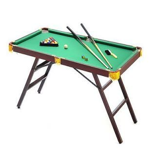 The Voit Mini Pool Table Is A Realistic And Fun To Play Version - Pool table description