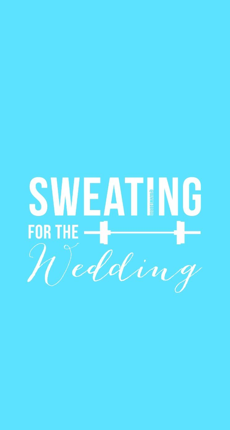 Sweating For The Wedding Iphone Background Bummed Bride Jpg