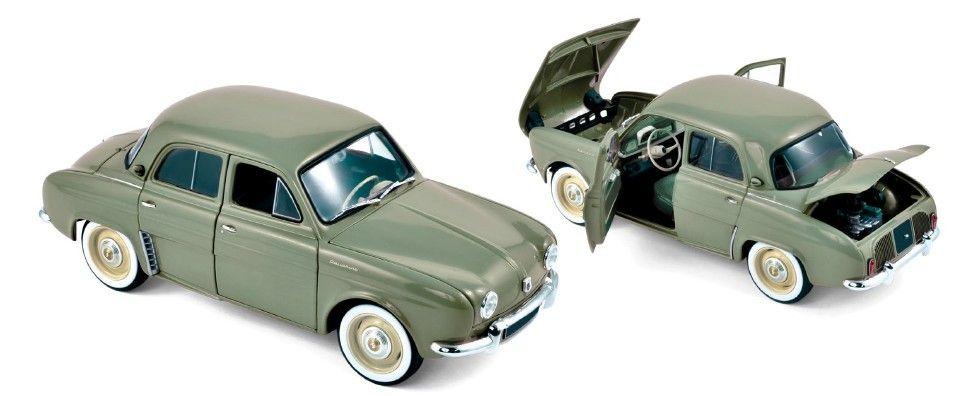 Renault Dauphine 1958 - Ash Green - Die-cast | Hobbyland