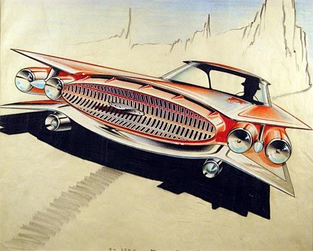 Browse Collection — Automobile Artwork Collection