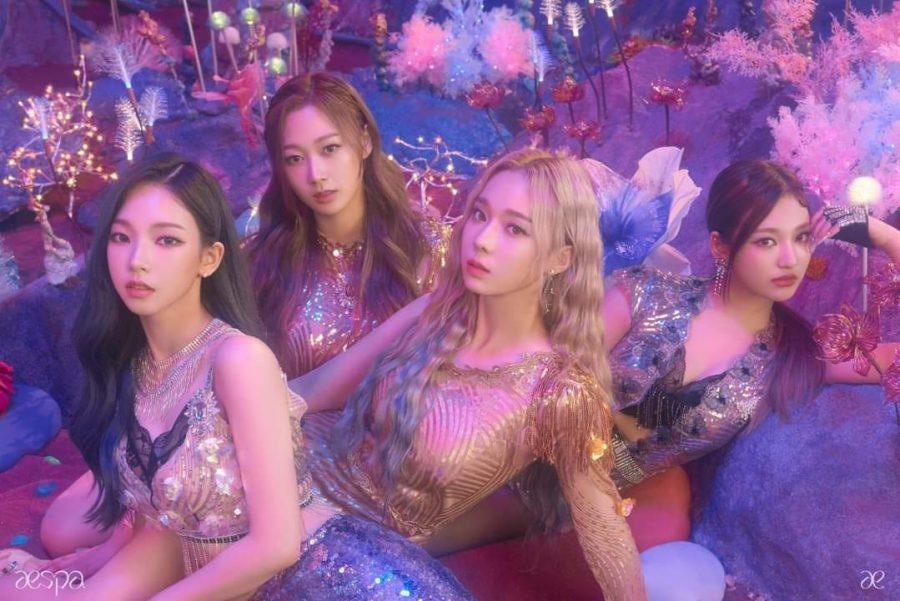 Aespa Members Profile Updated In 2020 Girl Group New Girl Kpop Girl Groups