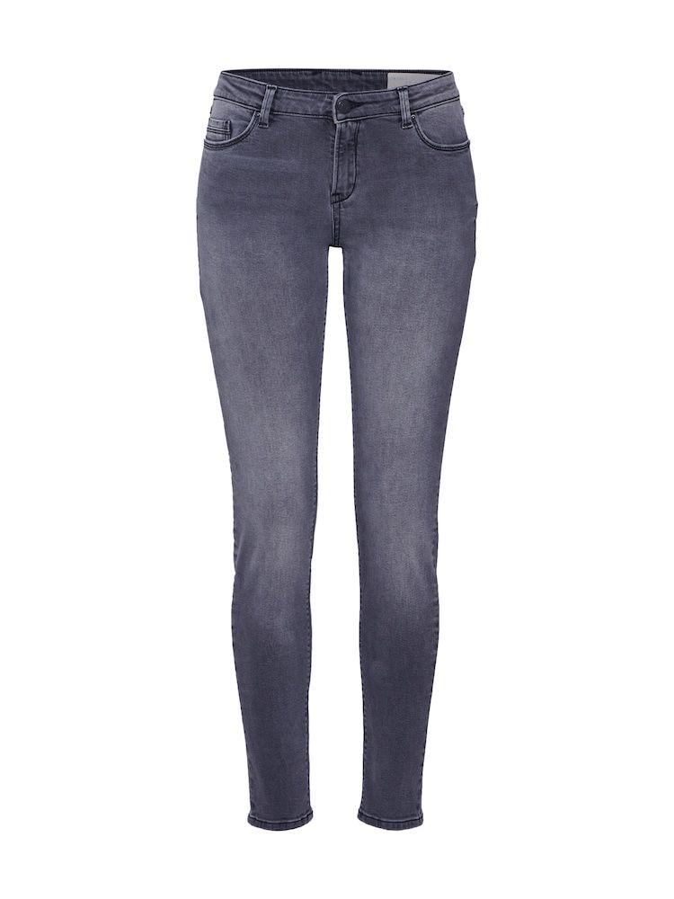 ESPRIT Jeans 'OCS MR Skinny M' Damen, Dunkelgrau Grey