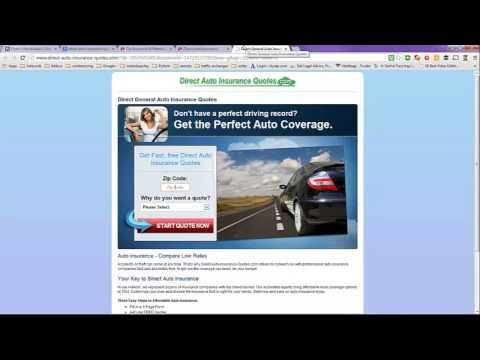 Direct Auto Insurance Quote Direct Auto Insurance Quote Online  Best Advice Tv  Pinterest