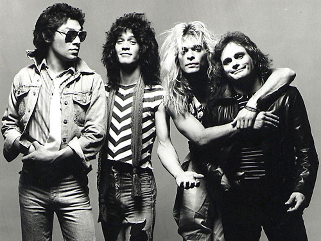 Van Halen Van Halen Eddie Van Halen