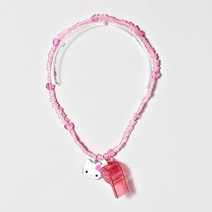 4dde0c869 Hello Kitty Whistle Necklace | Claire's | Hello Kitty | Hello kitty ...