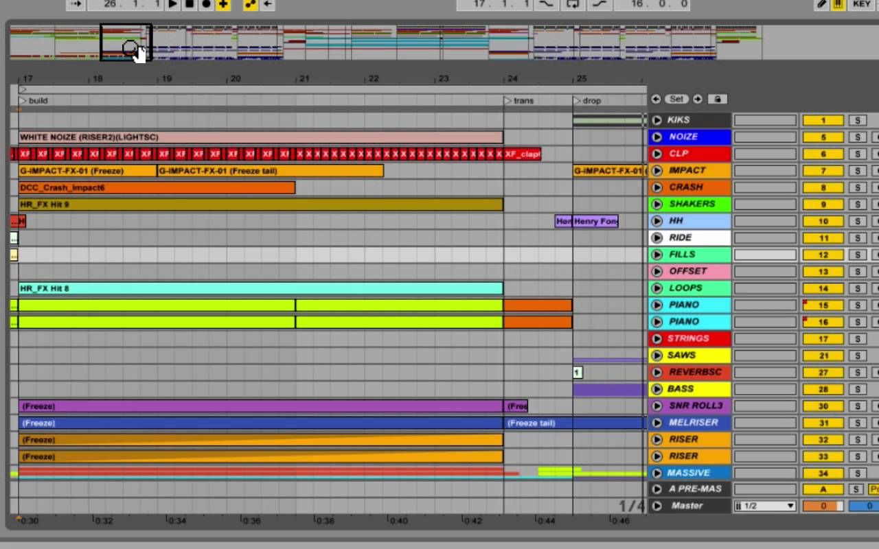 EDM Song Structure Songs, Edm, Ableton