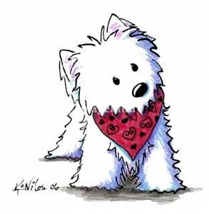 free westie clipart bing images westi pinterest rh pinterest es Face Clip Art Westies westie clipart black and white