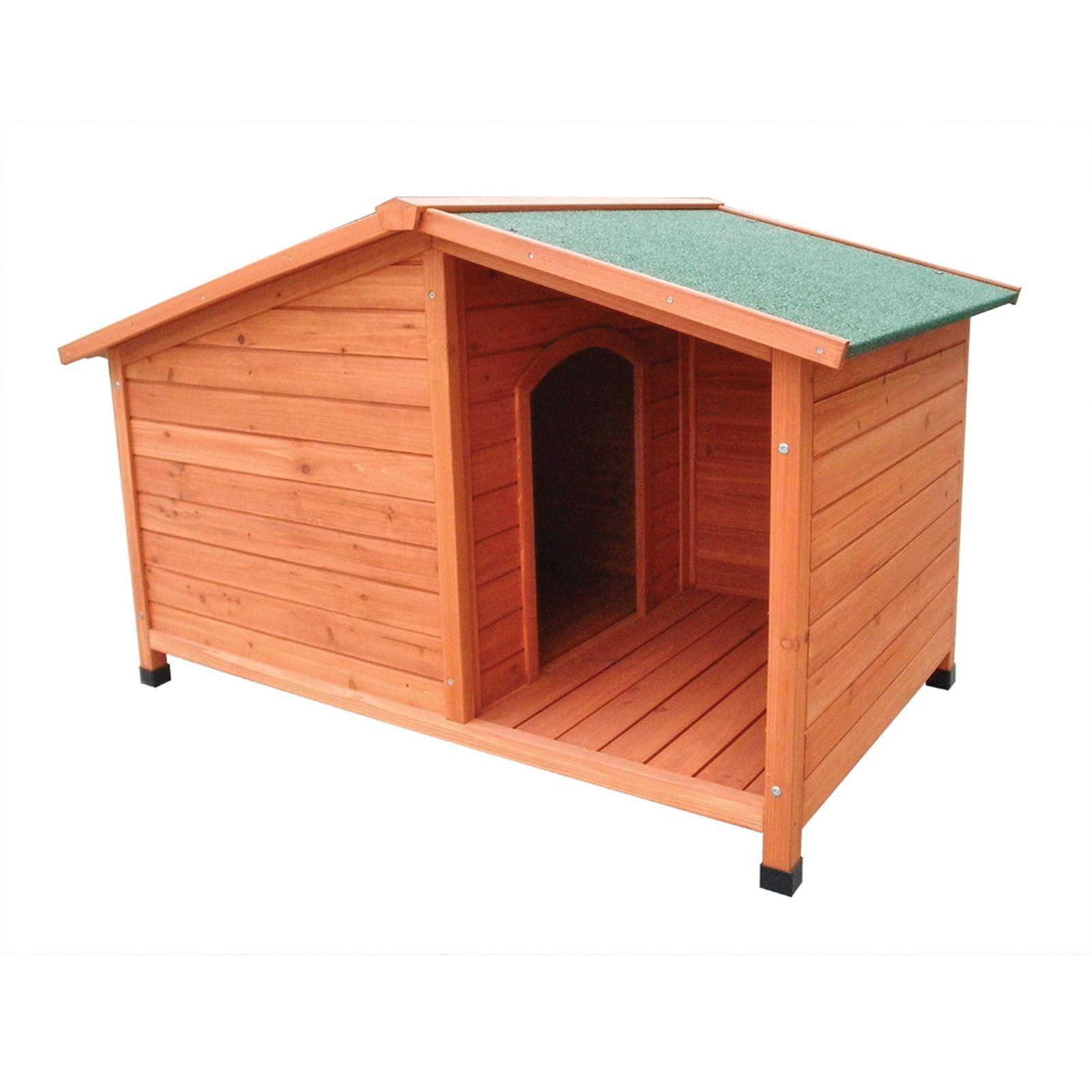 Pinnacle 1360 X 860 X 840mm Medium Villa Dog Kennel Medium Dog