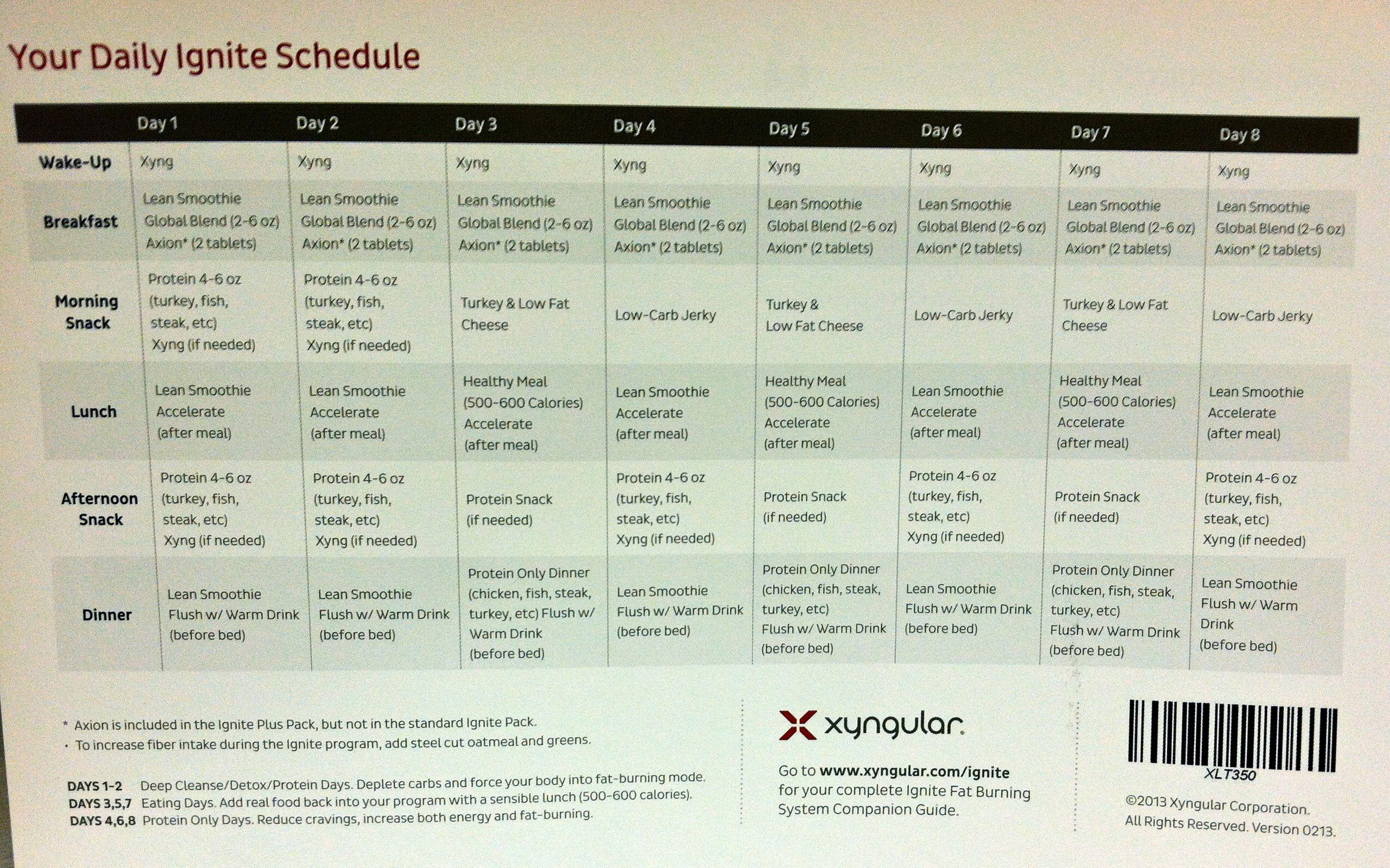 Xyngular 8-Day Challenge: Preparation Day | xyngular | Xyngular 8 day challenge, Detox recipes ...