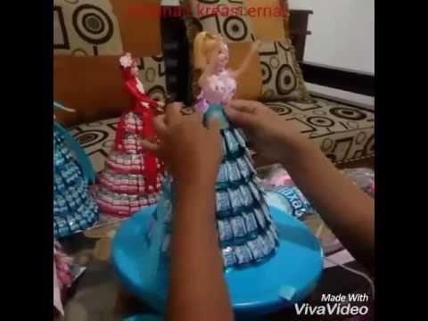 Membuat Baju Barbie