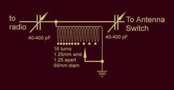 Vk5ajl Make Your Own Hf Vhf Antenna Tuner Ham Radio Antenna Hf Radio
