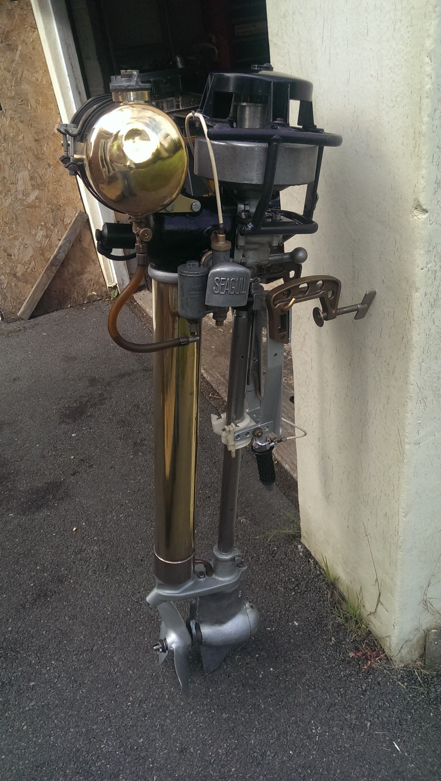 British Seagull Outboard Motor Outboard Motors Outboard Vintage Boats