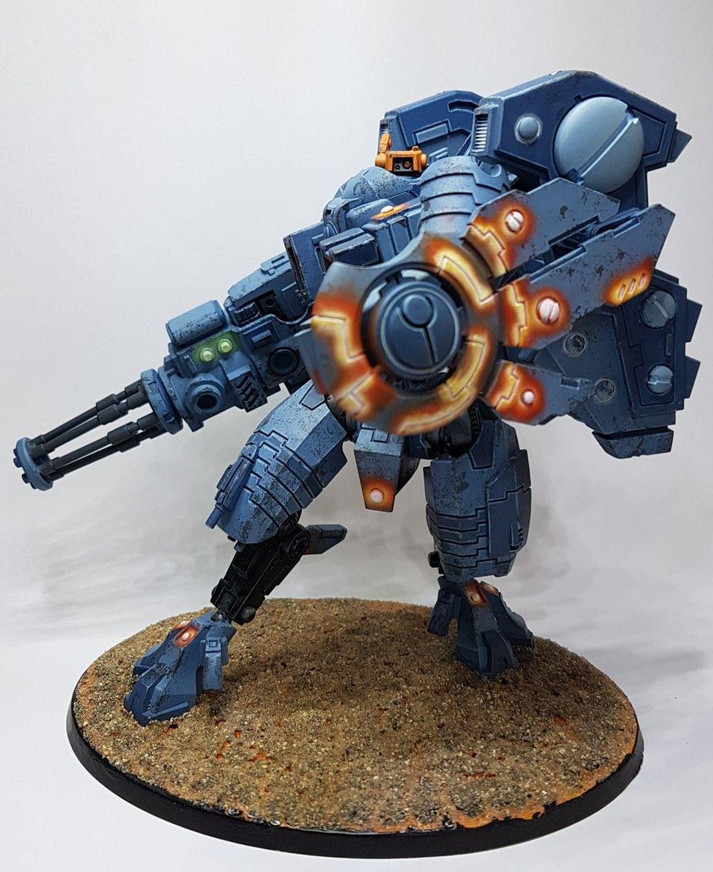 Riptide sa'cea   warhammer 40k tau   Tau warhammer, Tau