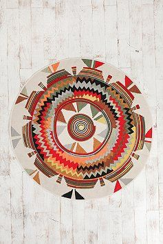 "love the southwestern/tribal look. ill most likely have a maroon couch so this will look real good 60"" too!"
