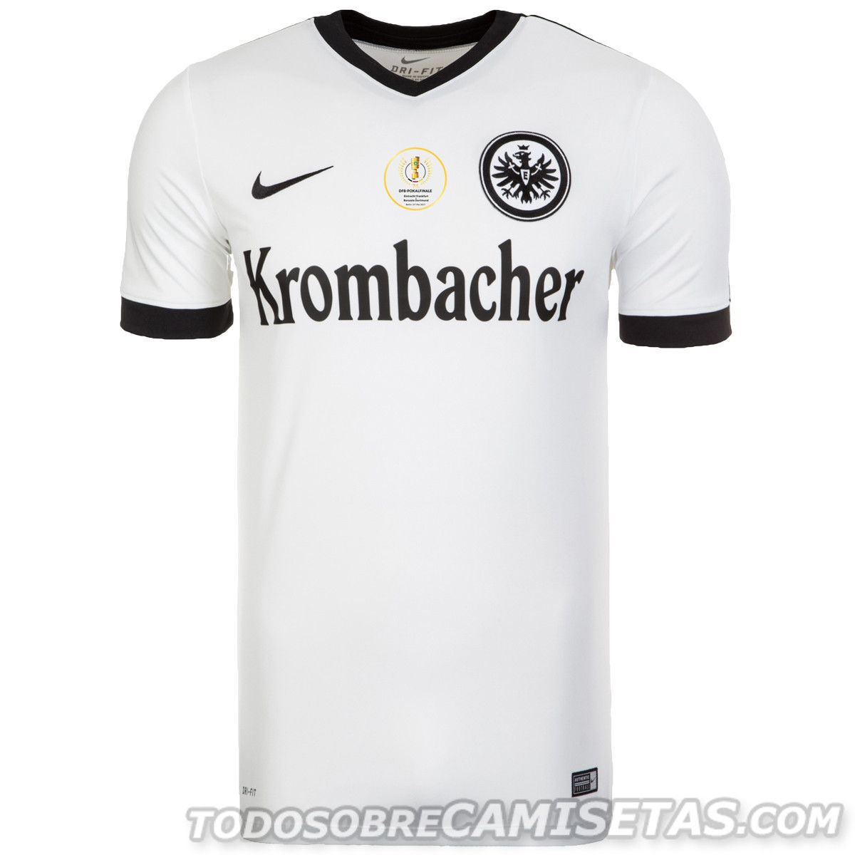 good selling many fashionable new appearance Eintracht Frankfurt Nike Finaltrikot DFB Pokal 2017 | Top ...