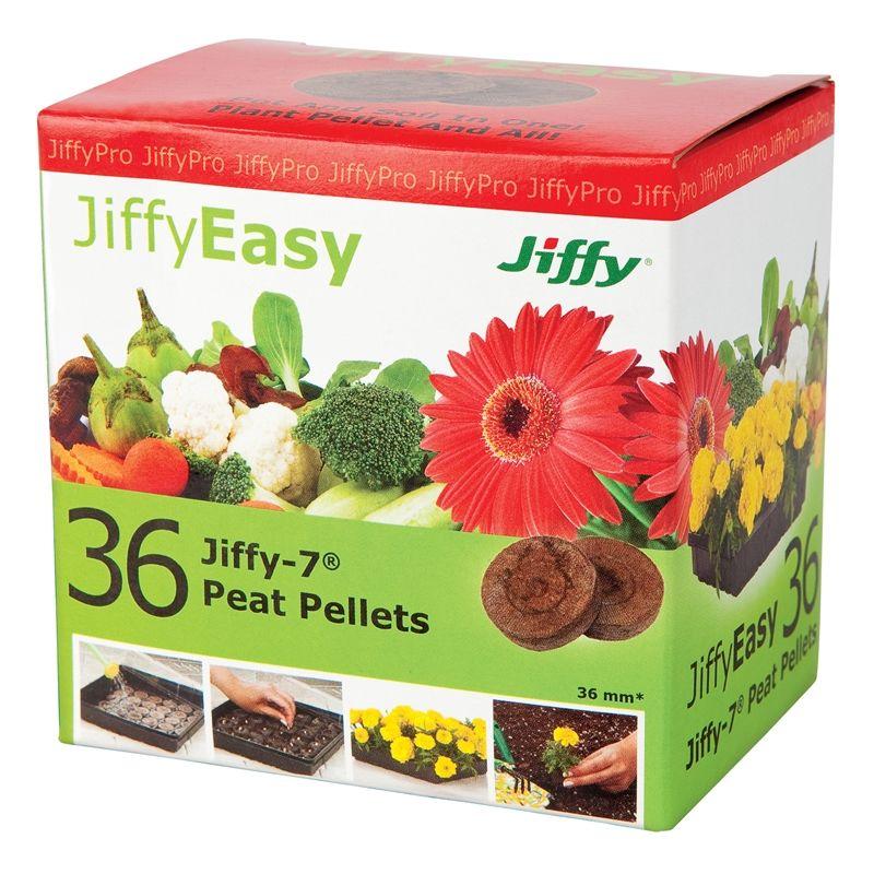 Mr Fothergill's 36mm Jiffy7 Peat Pellets 36 Pack Seed