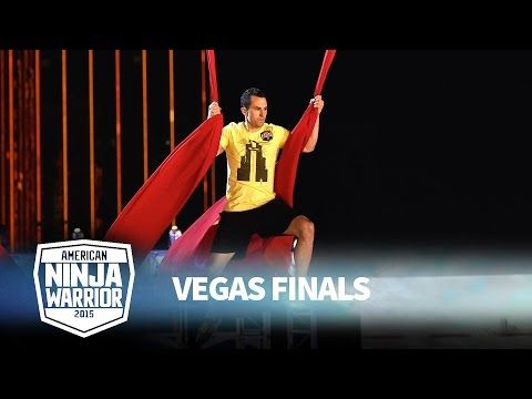 Joe Moravsky at the Vegas Finals: Stage 1 | American Ninja Warrior - YouTube