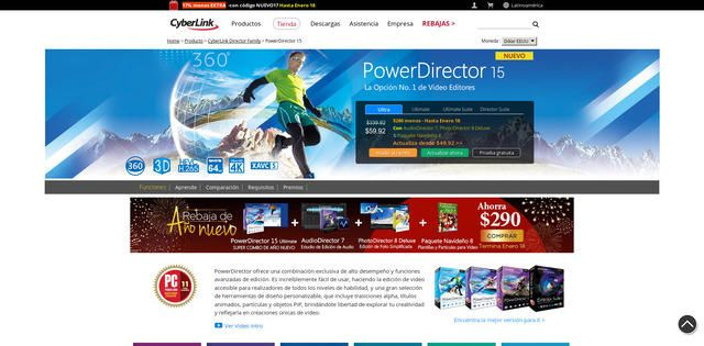 Powerdirector Un Programa Para Hacer Videos Con Fotos Y Más Hacer Videos Con Fotos Videos Fotos