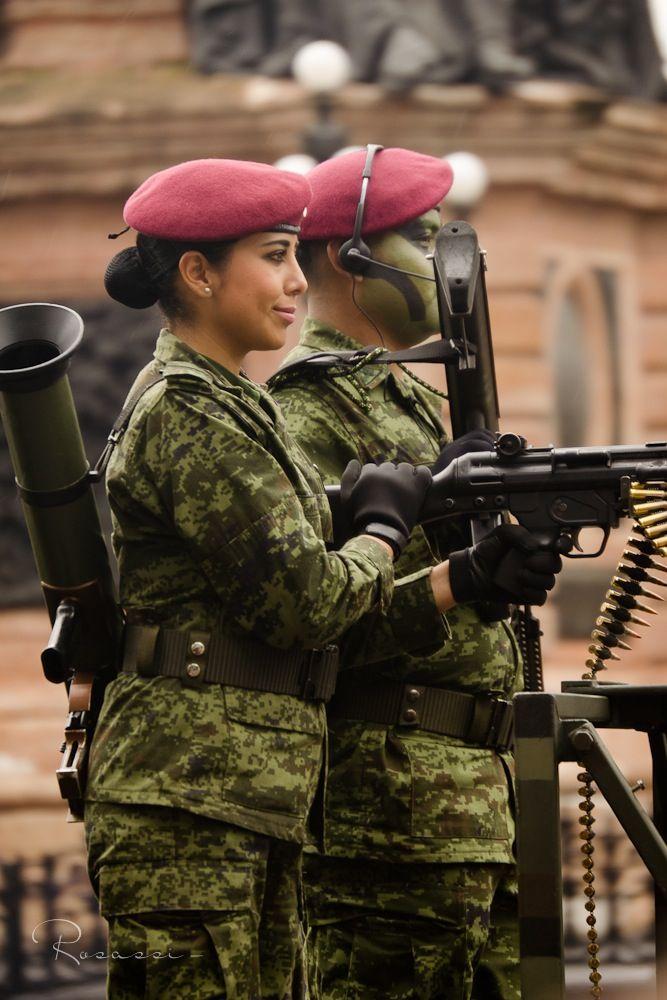 Vida diaria - Mujeres Ejercito de Chile - Imágenes - Taringa!