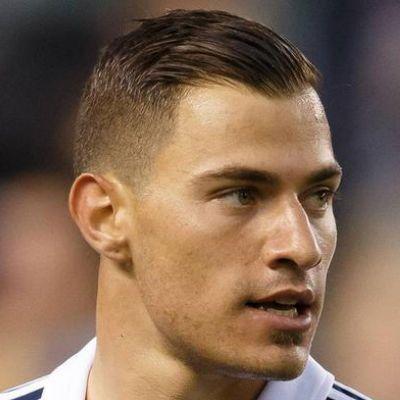 Astonishing 1000 Images About Mason On Pinterest Soccer Players Boy Short Hairstyles Gunalazisus