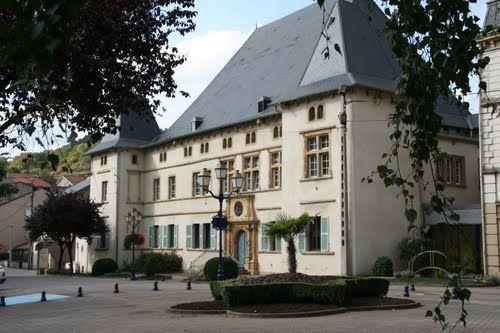 Château Fabert ~ Moyeuvre ~ France