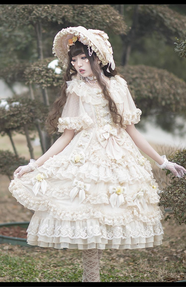 Pin On Tea Party Victoria Rococo Princess Lolita [ 1155 x 750 Pixel ]