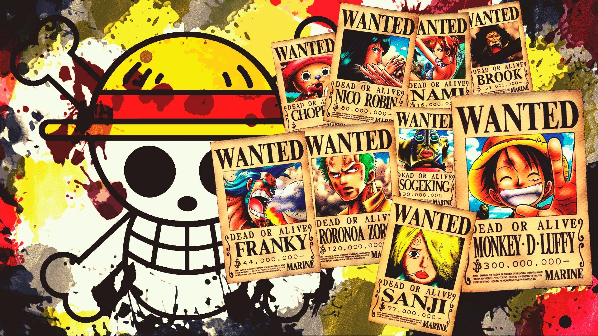 one piece backround Full HD Wallpapers, Photos, Franklin