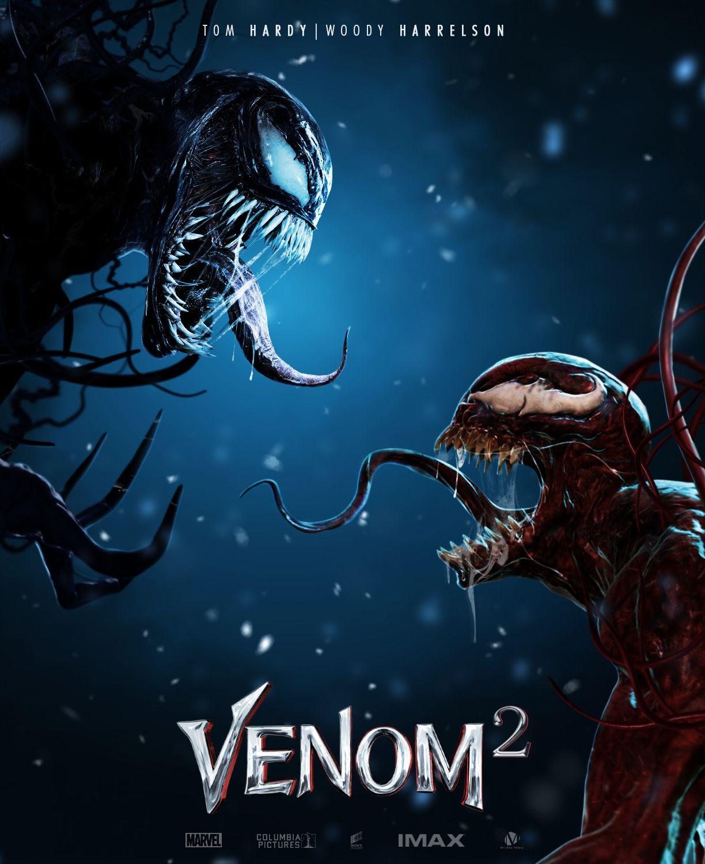 Venom 2 Poster in 2020 | Venom 2, Carnage, Free movies online