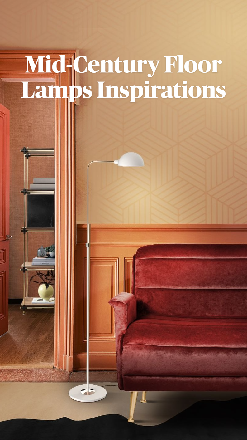 100+ Get Inspired by Some Amazing Vintage Modern Floor Lamps