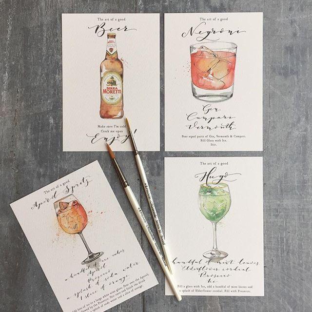 Bespoke Wedding Stationery Commissions In 2020
