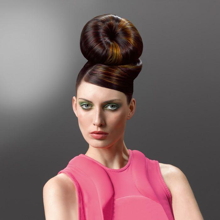 Tatjana - Fascinature | 1950s hairstyles for long hair ...