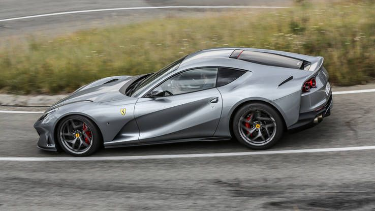 Ferrari 812 Superfast First Drive 308k And Worth Every Penny